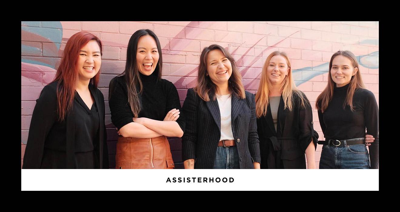 Image of the Assisterhood team of ladies